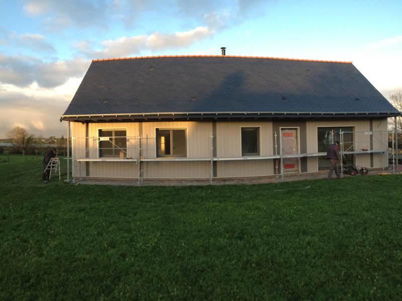 Burgevin Menuiserie Maine Et Loire 49 Ossature 10