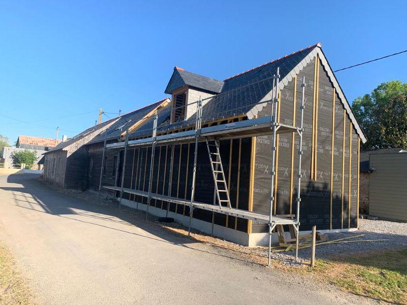 Burgevin Menuiserie Maine Et Loire 49 Ossature 31